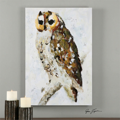 Hoo Are You? a Paintings by Uttermost