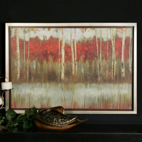 The Edge Oil Reproduction OR by Uttermost