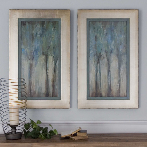 Whispering Wind Oil Reproductions S/2 OR by Uttermost