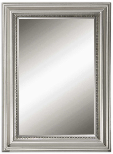 Stuart Silver Vanity Mirror by Uttermost