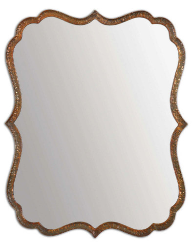 Spadola Vanity Mirror by Uttermost