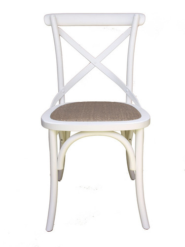 Bentwood Chair (Antique White)