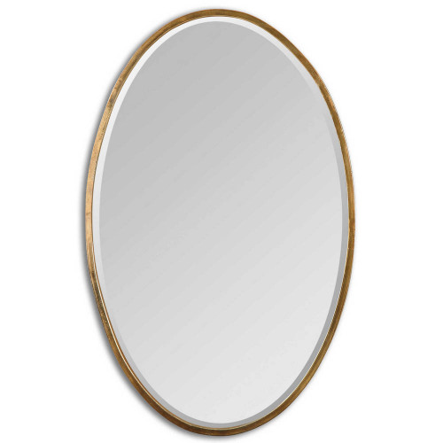 Herleva Oval Mirror by Uttermost