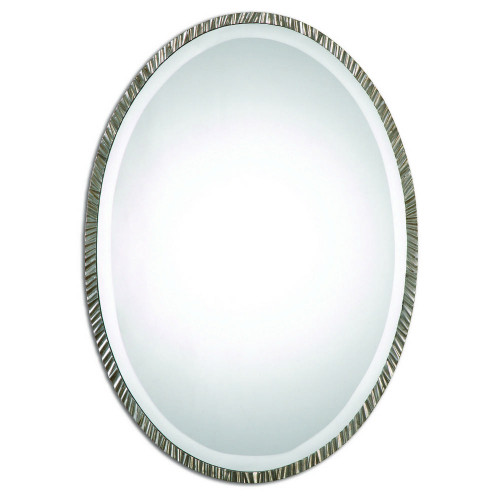 Annadel Oval Mirror by Uttermost