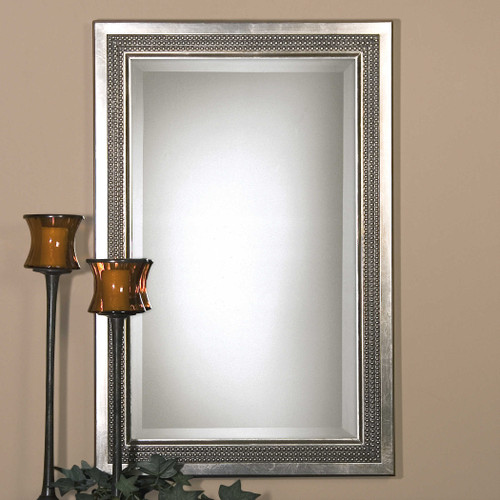 Triple Beaded Vanity Mirror by Uttermost