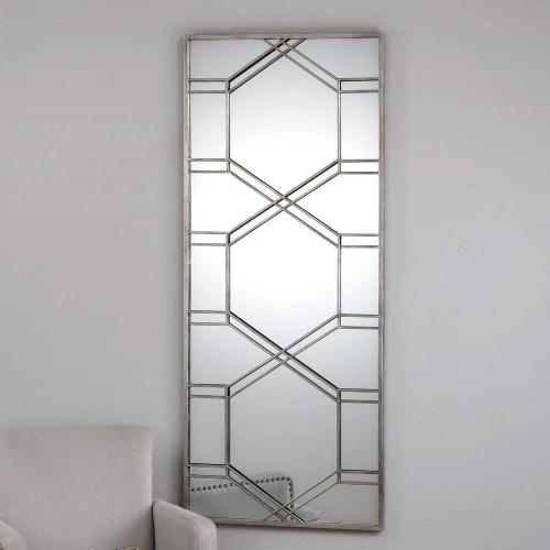 Kennis Silver Mirror by Uttermost