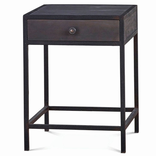 Chelsea Nightstand - Size: 64H x 48W x 48D (cm)