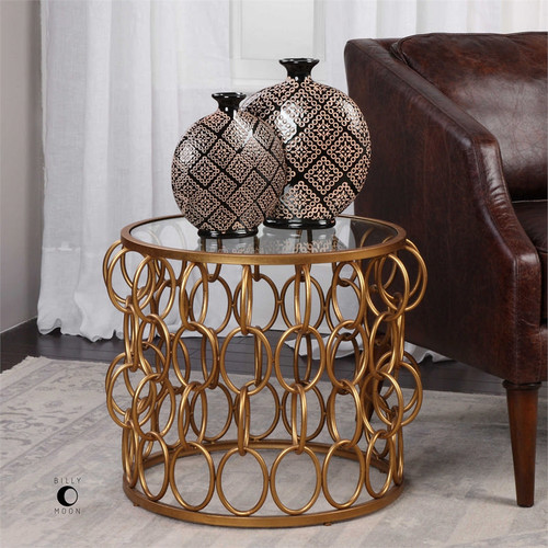Dipali Accent Table by Uttermost