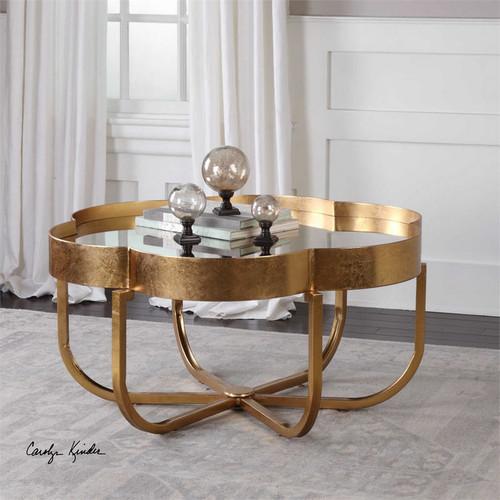 Cydney Coffee Table by Uttermost