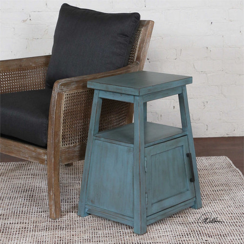 Cora Accent Table by Uttermost