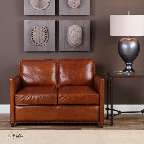 Roosevelt Loveseat by Uttermost