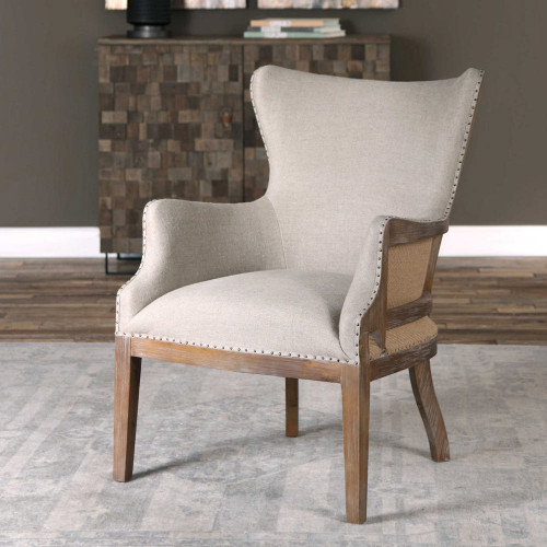Adiris Accent Chair by Uttermost