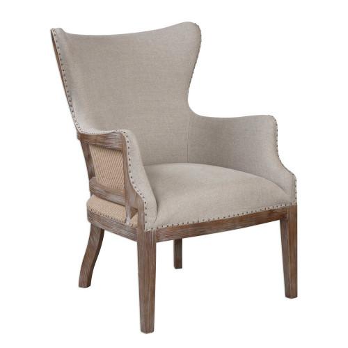 Adiris Accent Chair by Uttermost