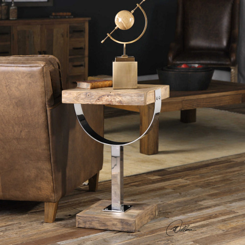Arleigh Accent Table by Uttermost