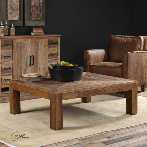 Arron Coffee Table by Uttermost