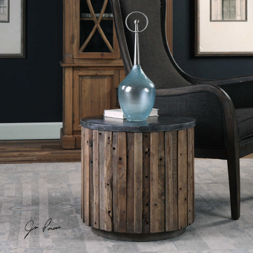 Finnegan Accent Table by Uttermost