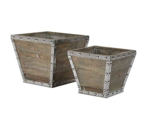 Birtle Containers, Set of 2