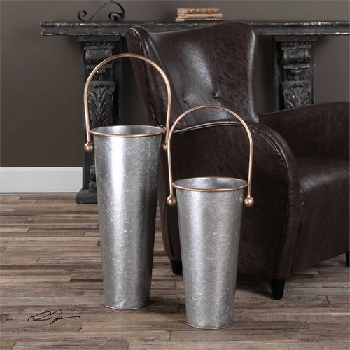 Ortensia Set/2 by Uttermost