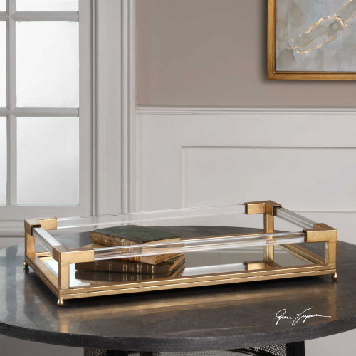 Balkan Tray by Uttermost