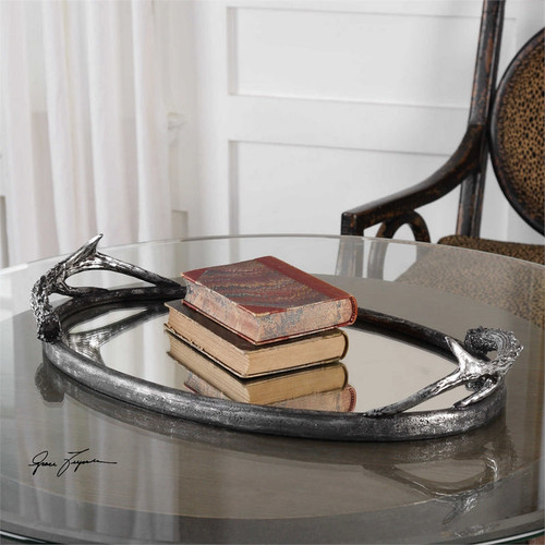 Antler Tray by Uttermost