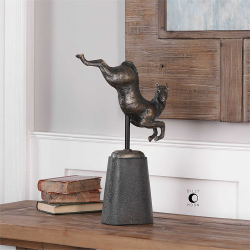 Boris Figurine - by Uttermost
