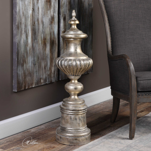Keara Large Finial ** - by Uttermost