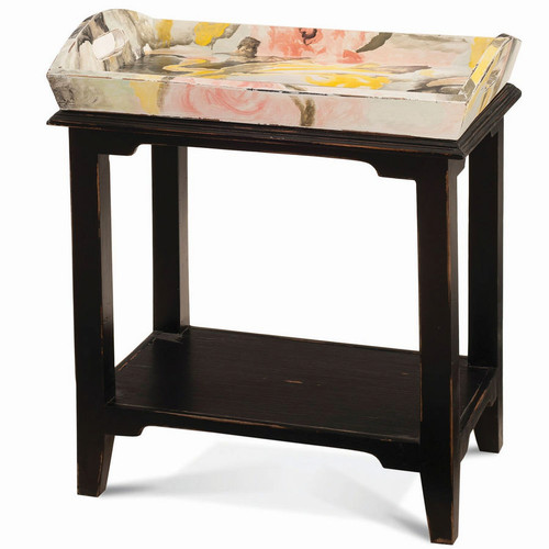 Morgan Tray Table - Size: 70H x 64W x 43D (cm)