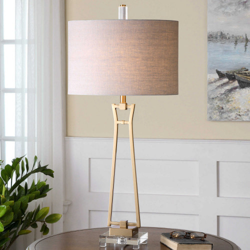 Leonidas Table Lamp by Uttermost