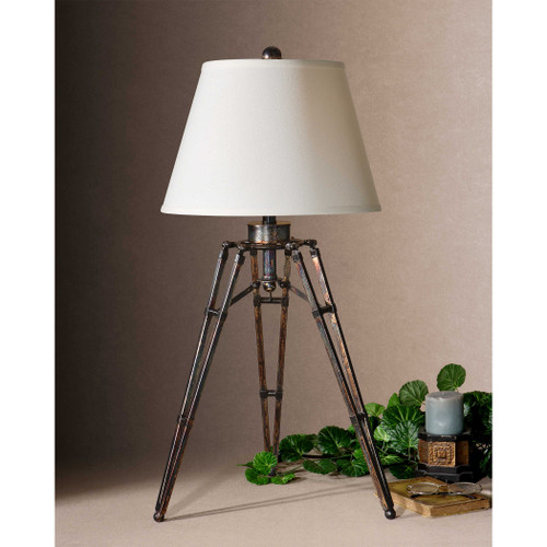 Tustin Table Lamp by Uttermost
