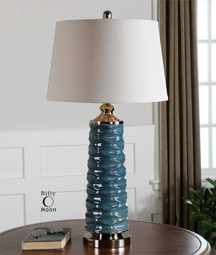 Delavan Table Lamp - by Uttermost