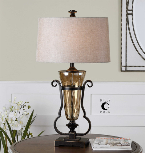 Aemiliana Table Lamp - by Uttermost