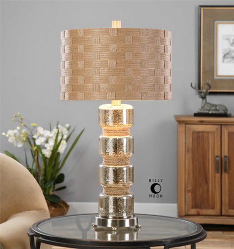 Cerreto Table Lamp - by Uttermost