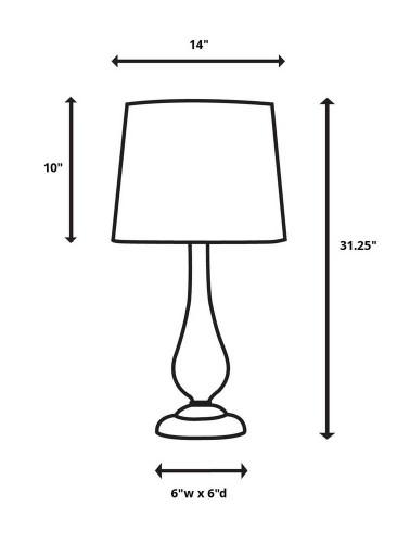 Durazzano Table Lamp