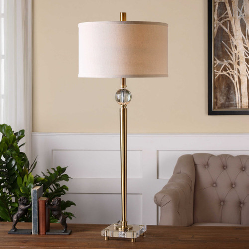 Mesita Table Lamp by Uttermost