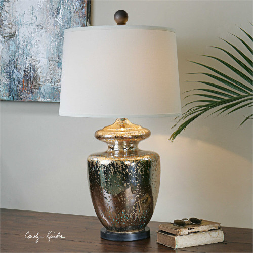 Ailette Table Lamp - by Uttermost