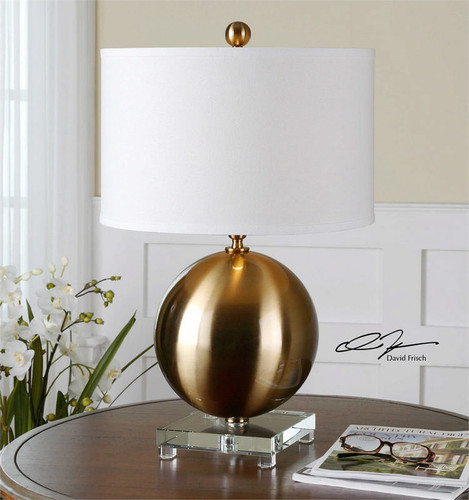 Laton Table Lamp by Uttermost