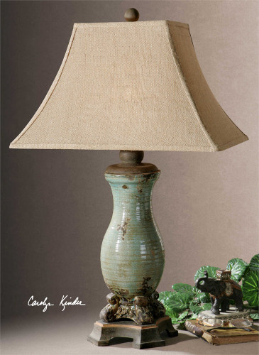 Andelle Table Lamp - by Uttermost