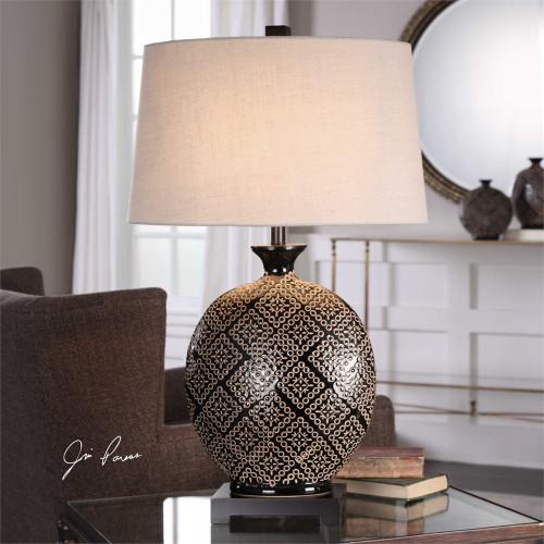 Kelda Table Lamp - by Uttermost