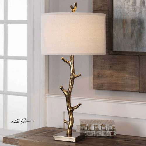 Javor Table Lamp by Uttermost