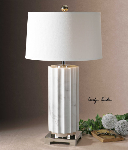 Castorano Table Lamp - by Uttermost