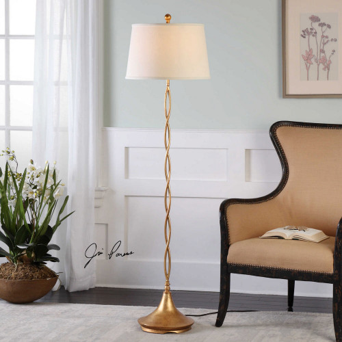 Elica Floor Lamp by Uttermost