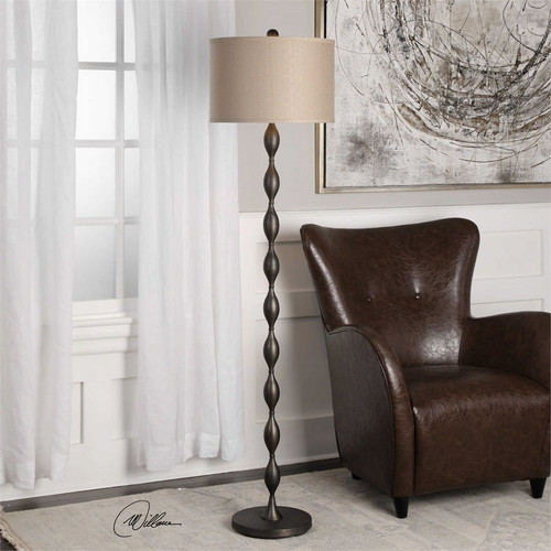 Pamlico Floor Lamp by Uttermost