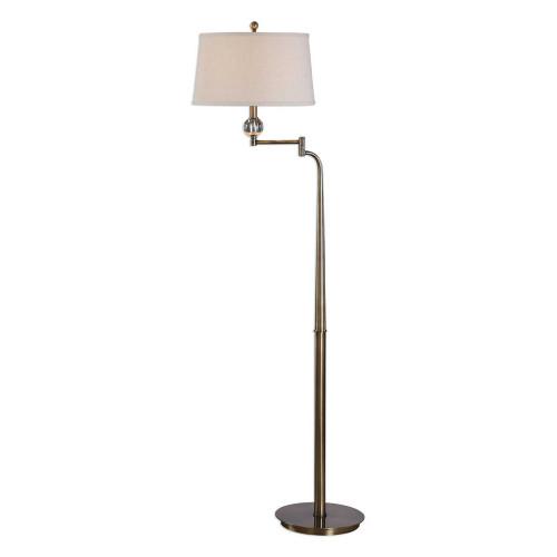 Melini Floor Lamp by Uttermost