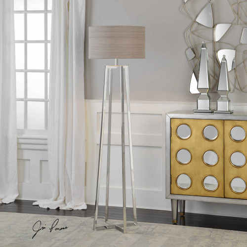 Keokee Floor Lamp by Uttermost