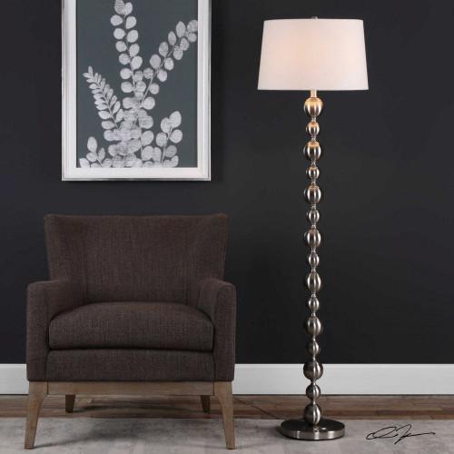 Eloisa Floor Lamp by Uttermost