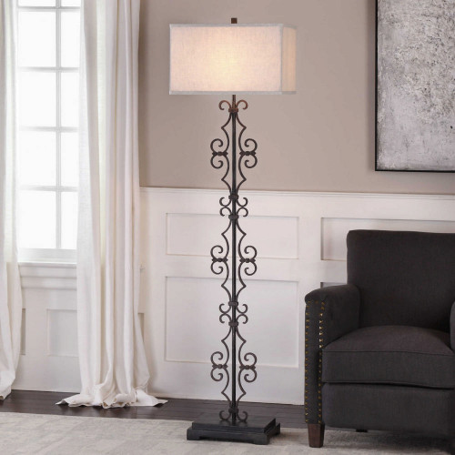 Adelardo Floor Lamp by Uttermost