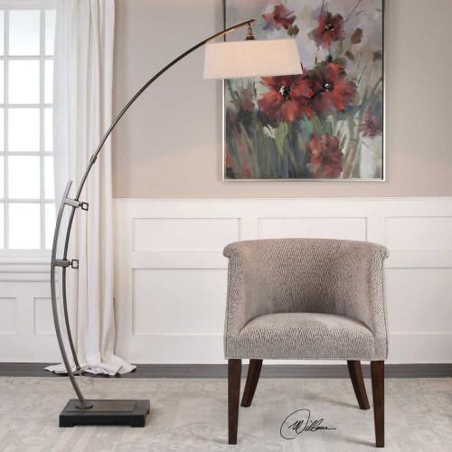 Calogero Floor Lamp by Uttermost