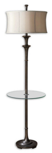 Brazoria End Table Lamp by Uttermost