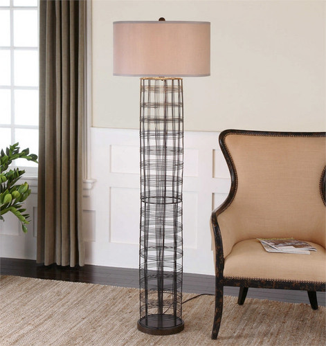 Engel Floor Lamp by Uttermost