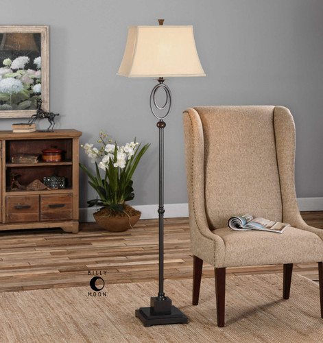 Orienta Floor Lamp 2 Per Box by Uttermost